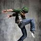 Tancerz - fototapeta