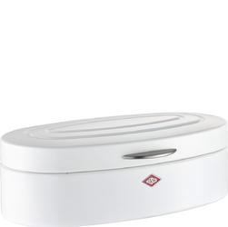 Chlebak owalny duży biały Elly Wesco 236201-01