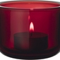 Świecznik tealight valkea cranberry
