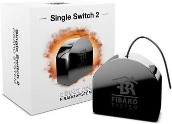 Fibaro single switch włącznik elektryczny - szybka dostawa lub możliwość odbioru w 39 miastach