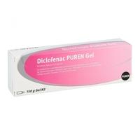 Diclofenac puren gel