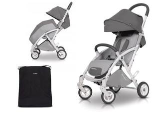Wózek easygo minima plus graphite + mini organizer gratis