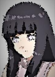 Polyamory - chinata, naruto - plakat wymiar do wyboru: 61x91,5 cm