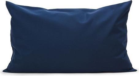Poduszka dekoracyjna skagerak 50 x 80 cm granatowa