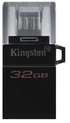 Kingston pendrive datatraveler microduo 32gb usb 3.2 gen 1 microusb