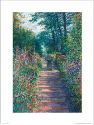 Charles Neal Taperley Park - plakat premium