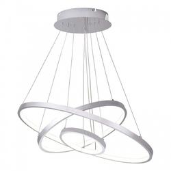 Żyrandol ringi lampa okręgi obręcze żyrandol 76w