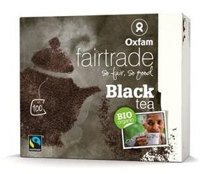 Oxfam | herbata czarna saszetki 100 szt. | organic - fairtrade