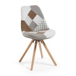 Krzesło lars brązowe