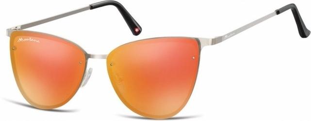 Okulary kocie lustrzane przeciwsłoneczne montana ms44d