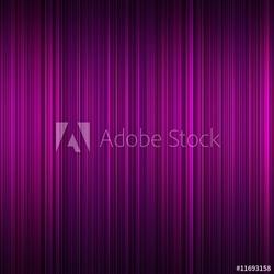 Board z aluminiowym obramowaniem fioletowy linii vetical abstrakcyjne tło.