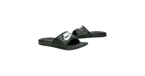 Nike wmns benassi jdi black 343881-011 36.5 czarny
