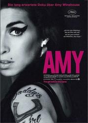 Amy - plakat