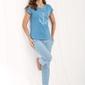 Luna 475 3xl piżama damska