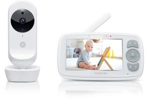 Motorola ease 34 niania elektroniczna z kamerą