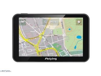 Peiying Nawigacja GPS 5 Mapa Europy