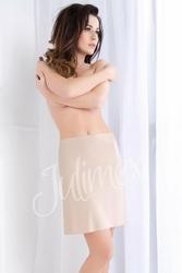 Julimex Lingerie Soft amp; Smooth półhalka