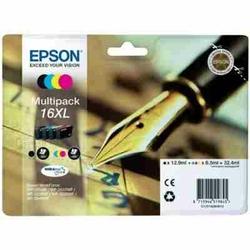 Tusze Oryginalne Epson T1636 16XL C13T16364010 komplet - DARMOWA DOSTAWA w 24h