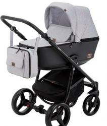 Wózek adamex reggio premium 3w1 fotel maxi rock i-size