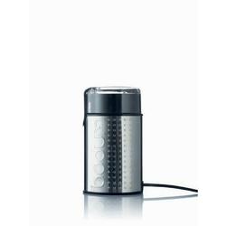 Bodum - bistro - młynek elektryczny do kawy, srebrny - srebrny