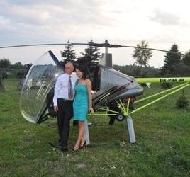 Lot zapoznawczy helikopterem - sosnowiec - 60 minut
