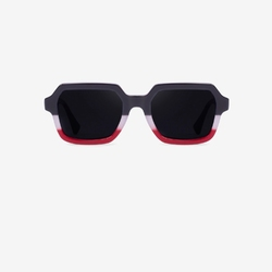 Okulary hawkers tri color dark minimal - minimal
