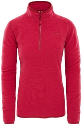 Bluza damska the north face 100 glacier 14 zip t92uav6zd