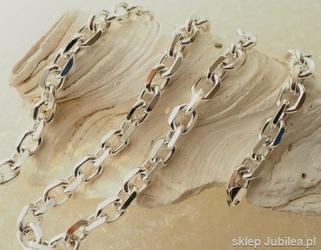 srebrny masywny łańcuch 100gram - SPLOT ANKER