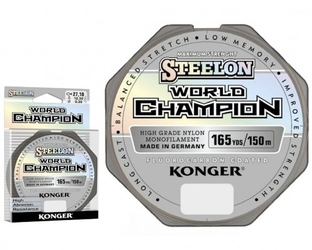Żyłka konger steelon world champion fc 0,14mm150m