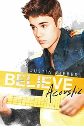 Justin Bieber Acoustic - plakat