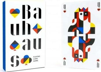 Karty do gry Bauhaus