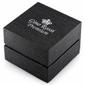 Prezentowe pudełko na zegarek - gino rossi premium - black