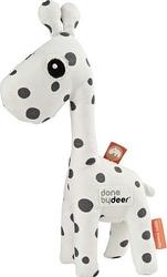 Grzechotka Done by deer żyrafa czarne kropki
