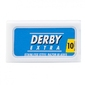 Derby extra double edge razor blades żyletki do golenia 10 szt.