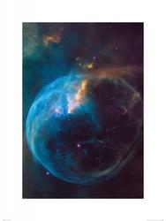 Wybuch supernowej - reprodukcja