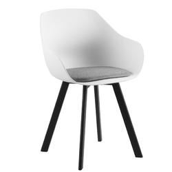 Krzesło do salonu Odyn biały