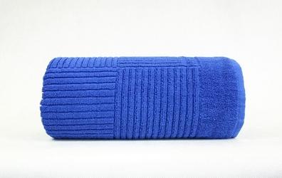 Ręcznik enigma frotex granatowy - granatowy