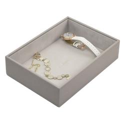 Pudełko na biżuterię open classic Stackers taupe