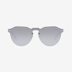 Okulary hawkers silver chrome warwick venm metal