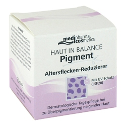 Haut in balance pigment krem pielęgnacyjny