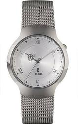 Zegarek damski dressed srebrny pleciony pasek