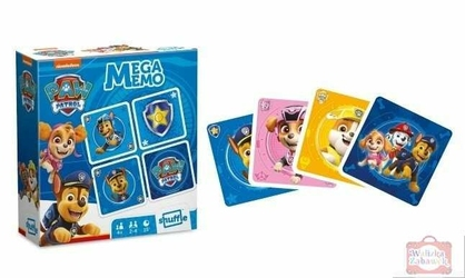 Shuffle games paw patrol memo 2740