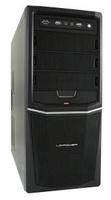 Lc-power obudowa case-pro-924bbz miditower front 1x usb 3.0 1 x usb 2.0 hd-audio czarna siatka