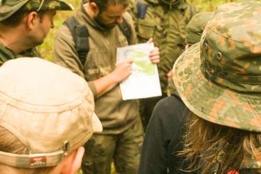 Kurs survivalu szkoła przetrwania - łódź - poziom i