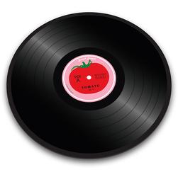 Podstawka okrągła Tomato Vinyl Joseph Joseph 90001