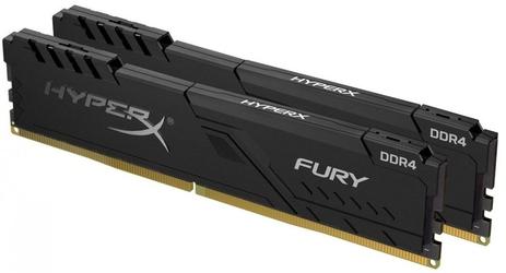 Hyperx zestaw pamięci ddr4 fury black 32gb3733 2x16gb cl19