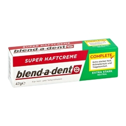 Blend a dent super haftcreme neutral klej do protez extra siła