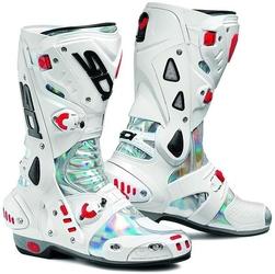 Buty sidi vortice białe lux