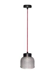 Lampa wisząca liverpool i s przeźroczysta