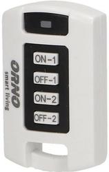 2-kanałowy pilot zdalnego sterowania or-sh-1708 orno smart living - szybka dostawa lub możliwość odbioru w 39 miastach